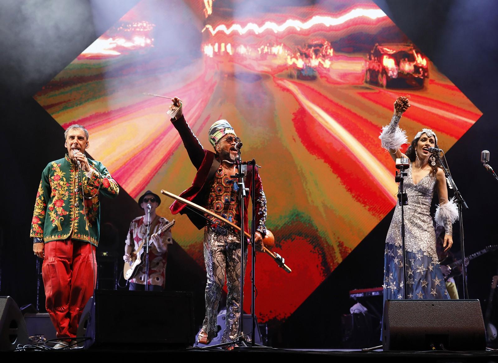 Tribalistas gravam shows da turnê que percorre o Brasil sem confirmar edição de DVD 2