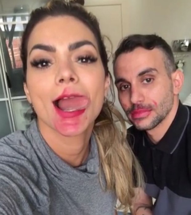 Kelly Key e Mico Freitas (Foto: Reprodução/Instagram)