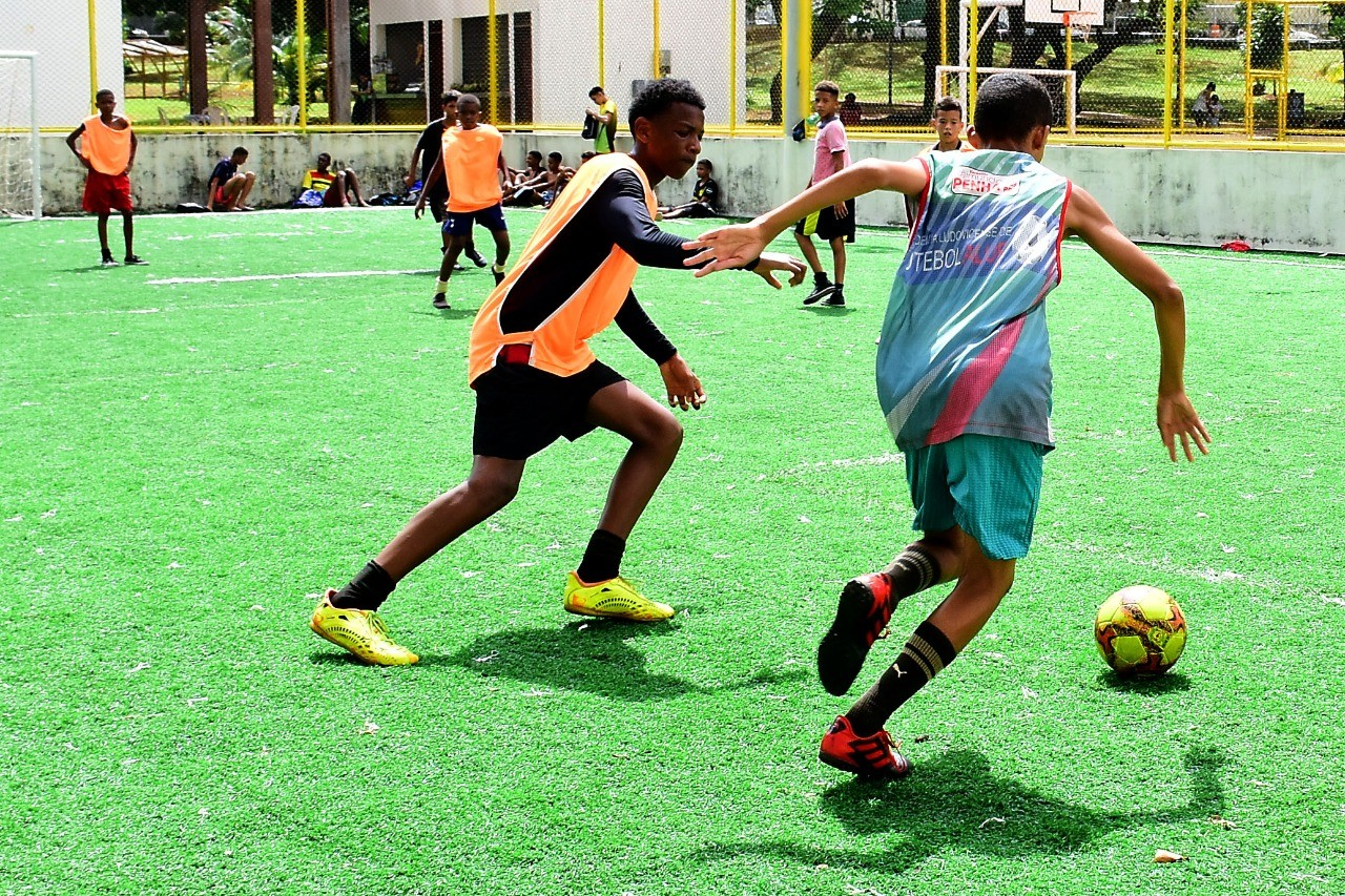Parque do Bom Menino realiza atividades de esporte e cultura em São Luís