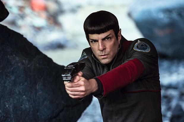 Zachary Quinto como Spock  (Foto: .)