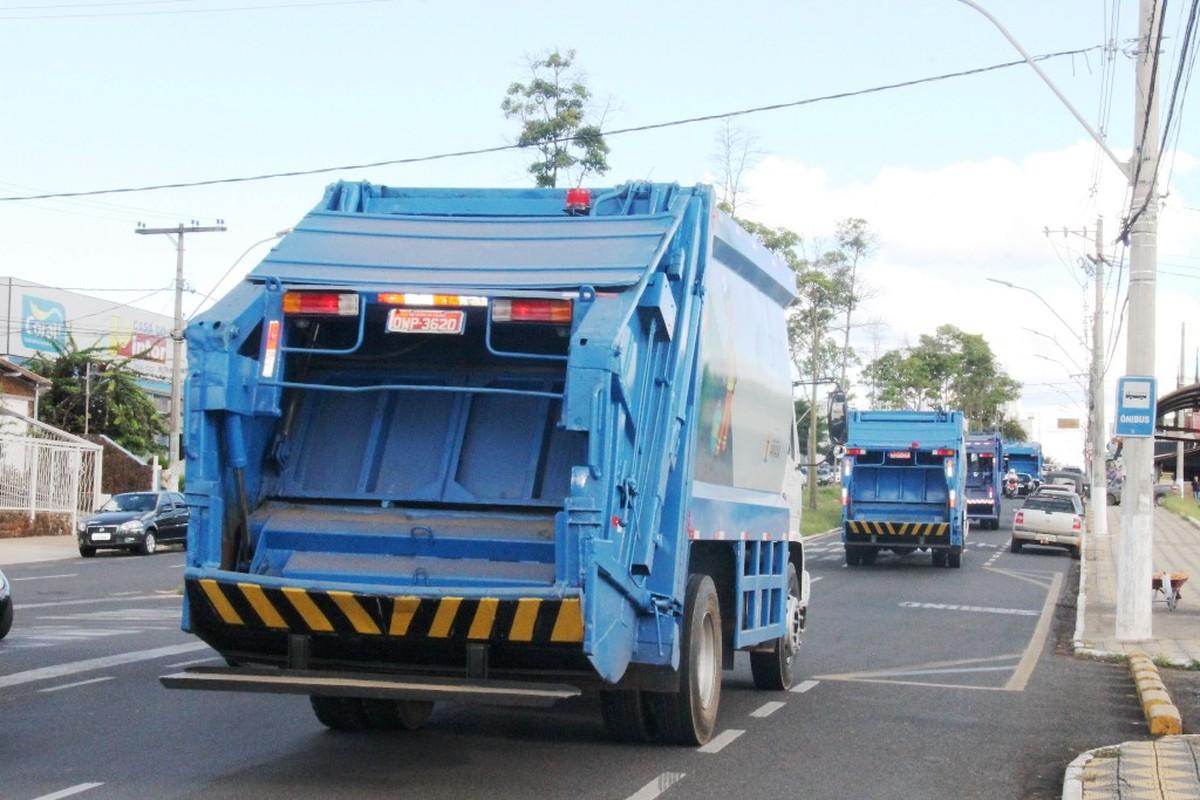 Contratação de caminhões para a coleta seletiva é feita emergencialmente em Araxá