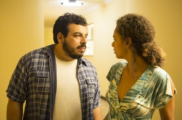 Luis Lobianco e Roberta Santiago (Foto: GNT)