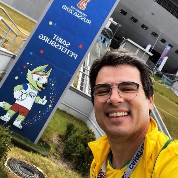 Celso Portiolli (Foto: Instagram/Reprodução)