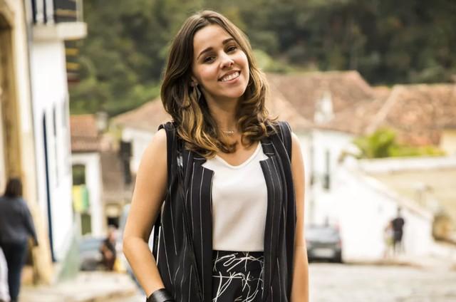 Thati Lipes (Foto: João Miguel Junior / Globo)