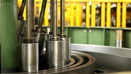 Índice mostra recuperação da indústria brasileira