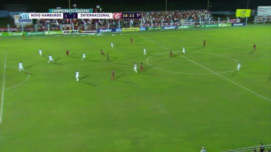 Sarrafiore ganha primeira chance na Libertadores e pode dar nova cara ao Inter