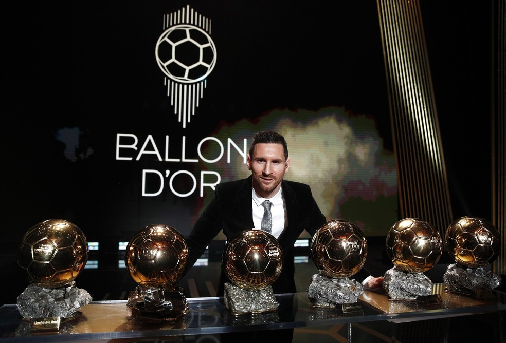 Messi — Foto: EFE