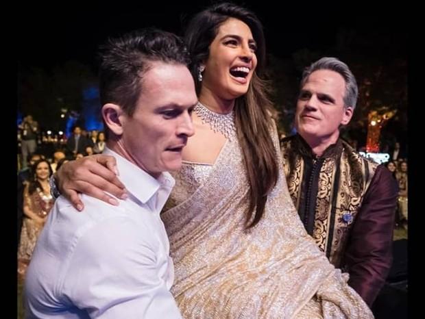 Casamento de Nick Jonas e Priyaka Chopra (Foto: Instagram/Reprodução)