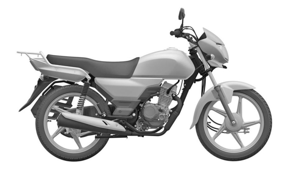 Honda CD 110 — Foto: Inpi