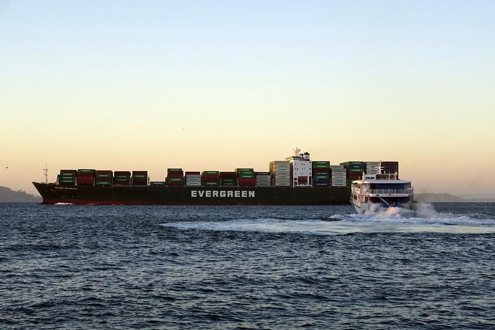 Brasil defende metas diferenciadas para mercadorias transportadas de países em desenvolvimento  (Foto: Bishnu Sarangi/Pixabay)