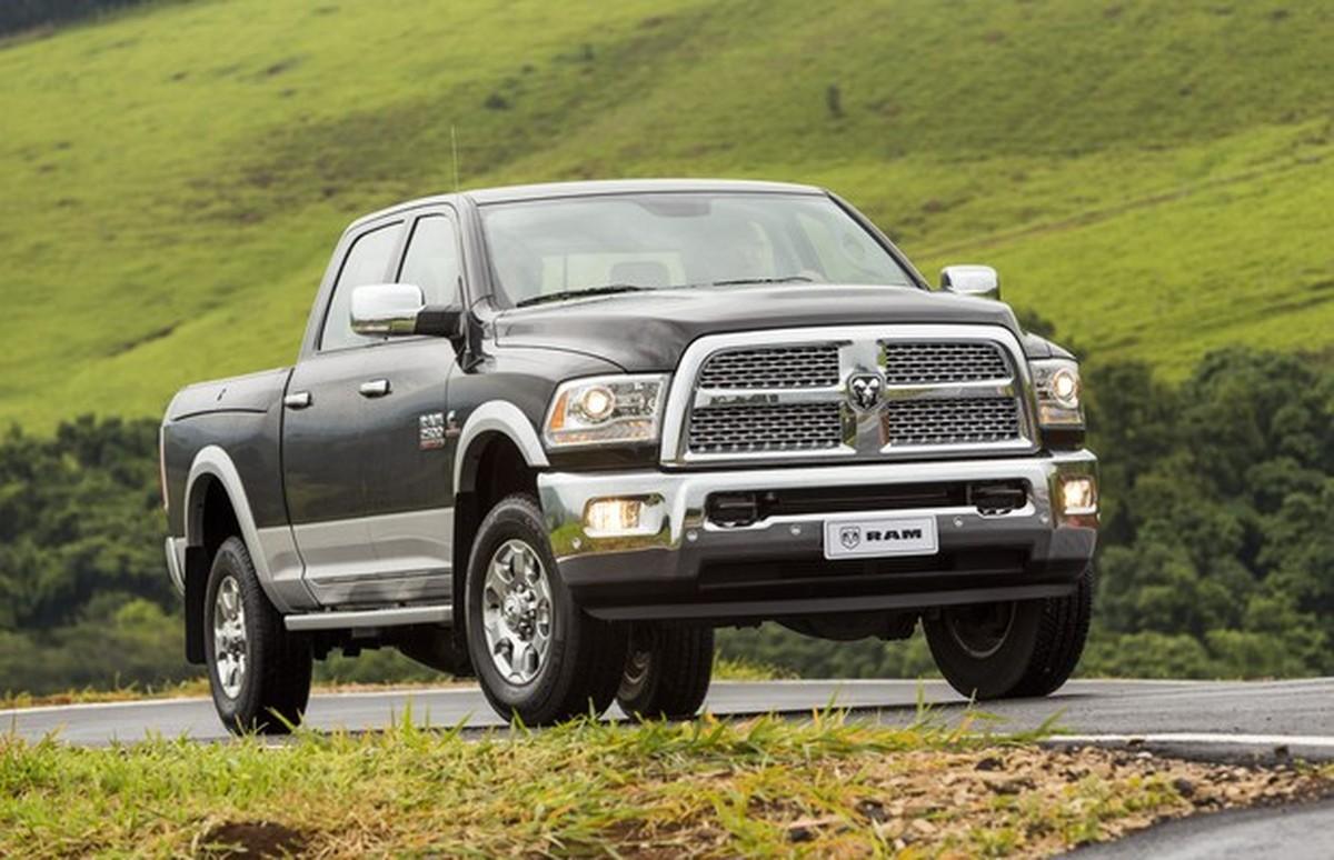 Avaliacao Ram 2500 Laramie 6 7 Diesel Testes Autoesporte