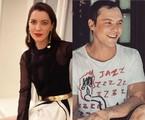 Sérgio Guizé e Nathalia Dill, que terminaram um namoro de dois anos em 2017, estarão em 'A dona do pedaço'. Na trama, ele será Chiclete, um pistoleiro, e ela, Fabiana, uma seminarista | Reprodução/ Instagram