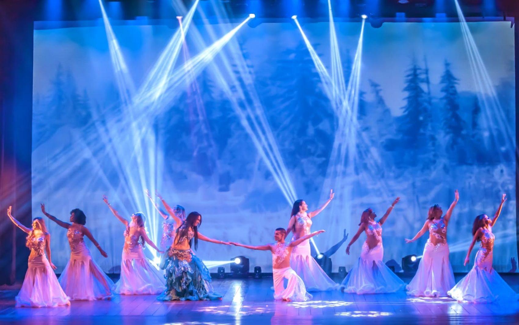 Festival de danças árabes acontece no final de julho - Notícias - Plantão Diário