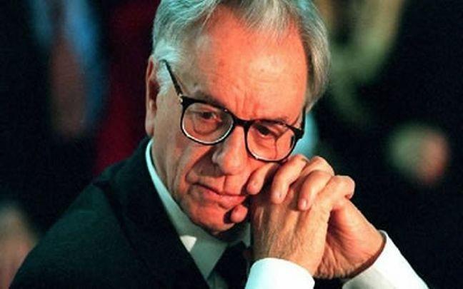 Ex-presidente Itamar Franco (Foto: Divulgação)