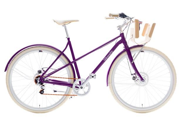 Re:cycle, desenvolvida pela startup sueca Vélosophy (Foto: Divulgação)