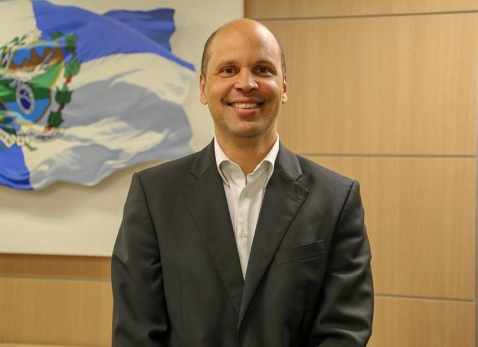Secretário da Secretaria de Estado da Casa Civil e Governança, José Luíz Zamith — Foto: Divulgação
