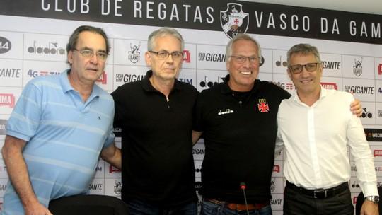 Foto: (Paulo Fernandes/Vasco.com.br)