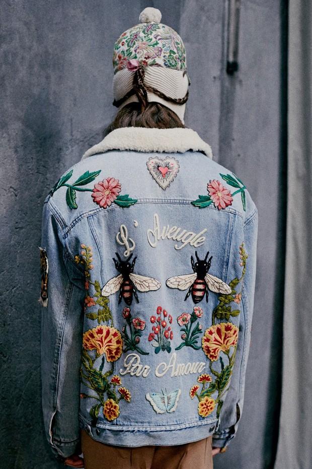 Gucci vai desfilar em Paris (Foto: Divulgação)