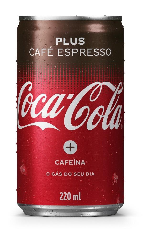 Coca-Cola Plus Café Espresso (Foto: Divulgação)