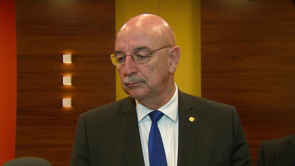 Deputado federal Osmar Terra — Foto: Reprodução/TV Globo