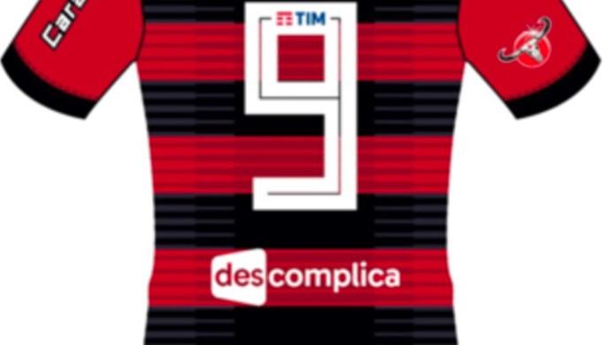 Fla fecha com quinto patrocínio para a camisa e estreia marca contra o River  Plate  c749b45dba9d6