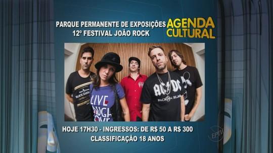 Festival João Rock começa 12ª edição neste sábado em Ribeirão Preto, SP