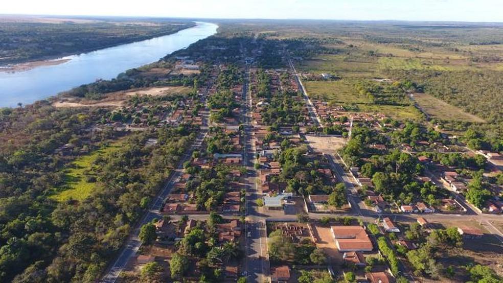 Aldeias do povo Xerente ficam perto da cidade de Tocantínia — Foto: Divulgação/Prefeitura de Tocantínia