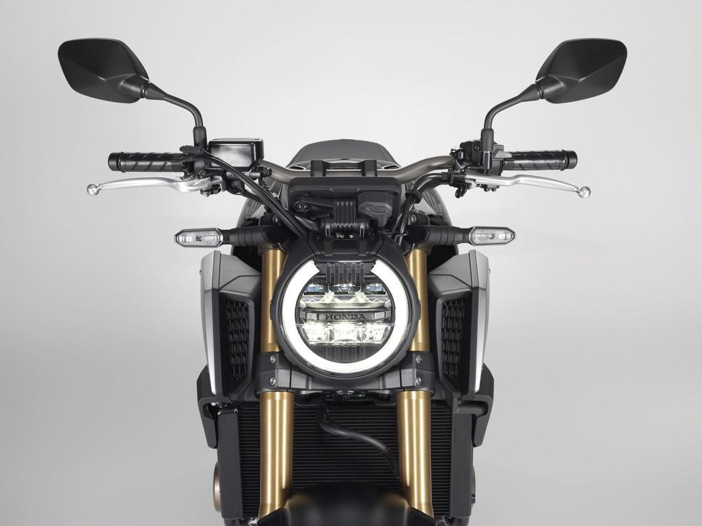 Honda CB 650R — Foto: Honda/Divulgação