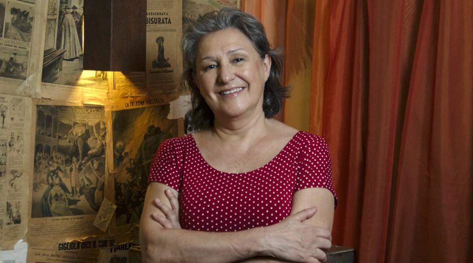 A empresária Vera Damaso, do Zeffiro: da sala de aula para a cozinha (Foto: Helena Wolfenson)