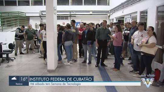 Semana Nacional de Ciência e Tecnologia tem programação gratuita em Cubatão