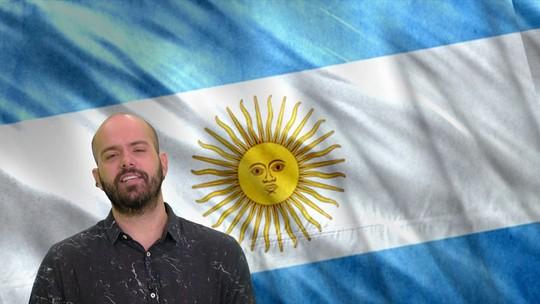 Argentina vence, mas perde. É volta no tempo que chama, né?