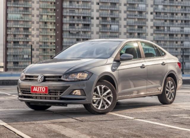 Volkswagen Virtus (Foto: Leo Sposito)
