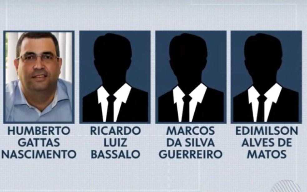 Operação Fraternos: três empresários são presos na BA; uma pessoa segue foragida — Foto: Reprodução/TV Bahia