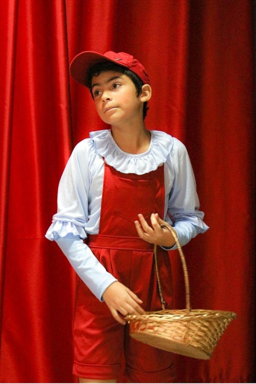 Cia de teatro apresenta adaptação de Chapeuzinho Vermelho em shopping de Boa Vista - Notícias - Plantão Diário