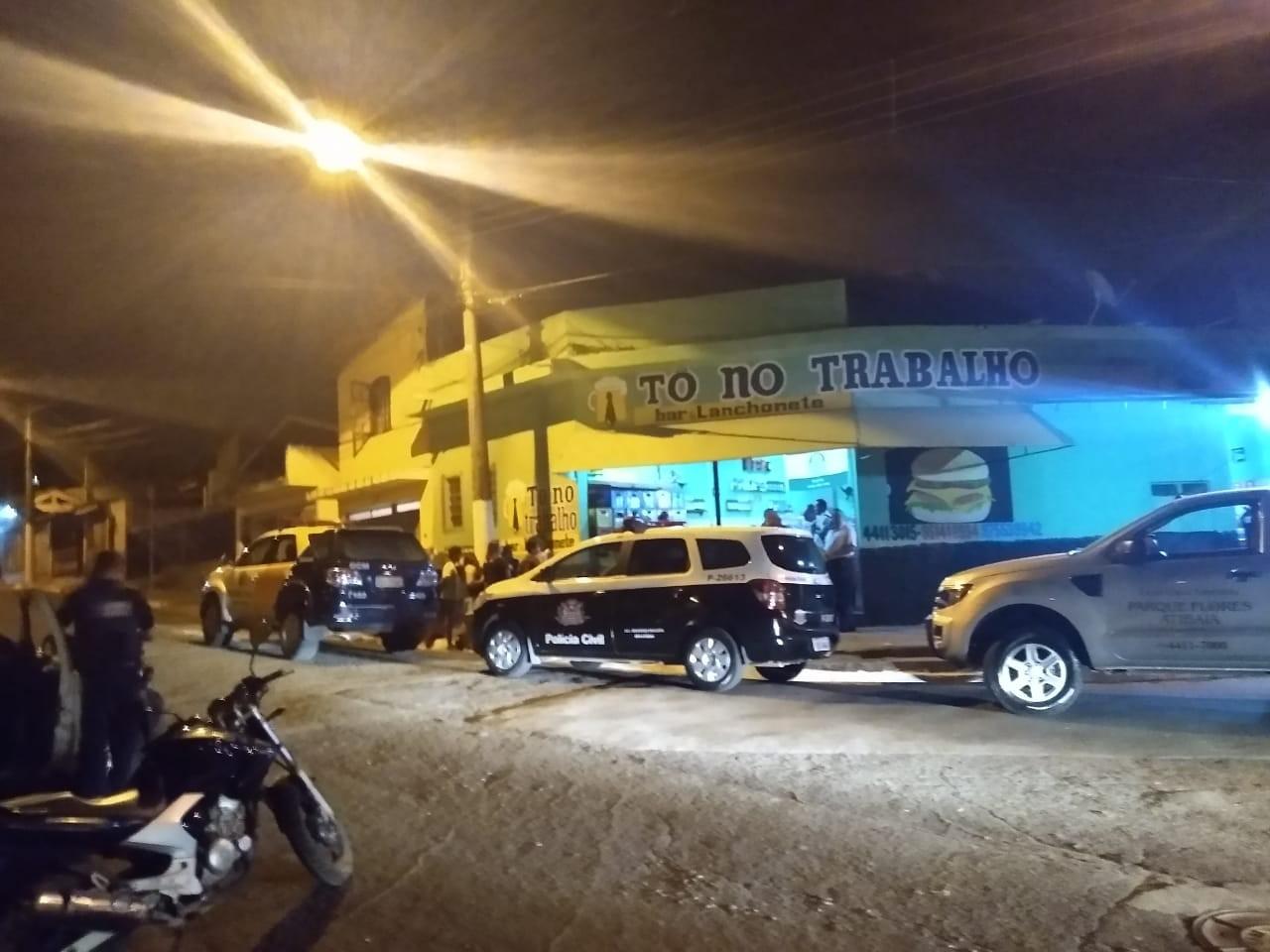 Funcionária é assassinada a tiros durante roubo a bar em Atibaia, SP - Notícias - Plantão Diário