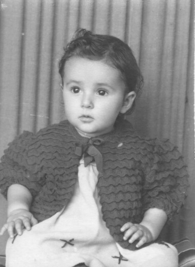 Florinda Meza: bebêzinha fofa! (Foto: Reprodução/Twitter)