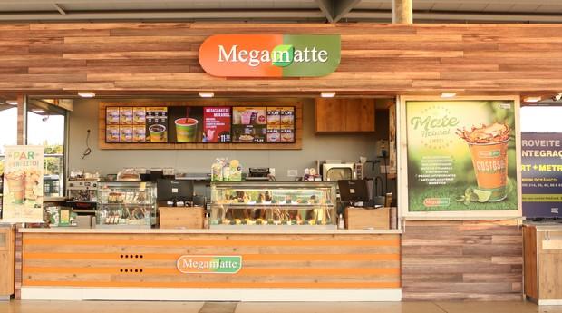 As franquias da Megamatte podem ter três modelos: loja, quiosque ou contêiner (Foto: Divulgação)