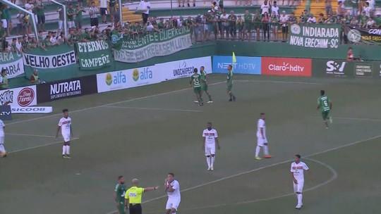 """Feliz com gol na Arena, WP9 revela pedido aos companheiros: """"Só preciso de uma bola"""""""