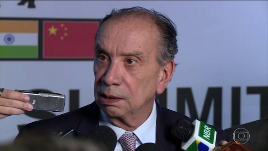 Ministro diz que são 'extremamente insuficientes' informações sobre morte de brasileira na Nicarágua
