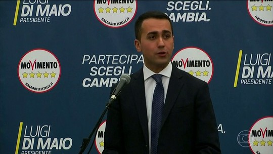 Partidos não conseguem votos suficientes para formar governo na Itália