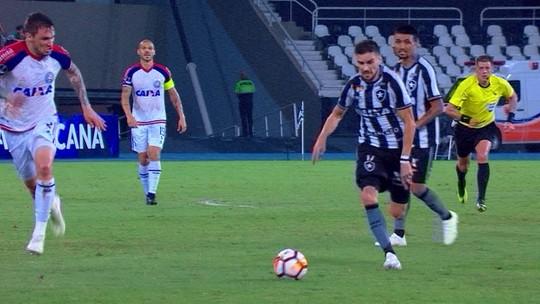 Botafogo x Bahia - Copa Sul-Americana 2018 - globoesporte.com