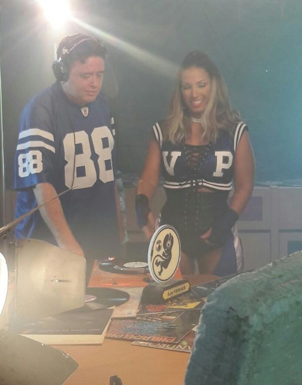 DJ Marlboro e Valesca (Foto: Divulgação)