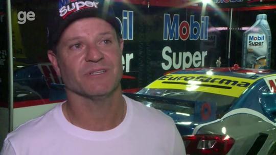 Vencedor da última prova em Goiânia, Barrichello explica desafios para corridas de domingo