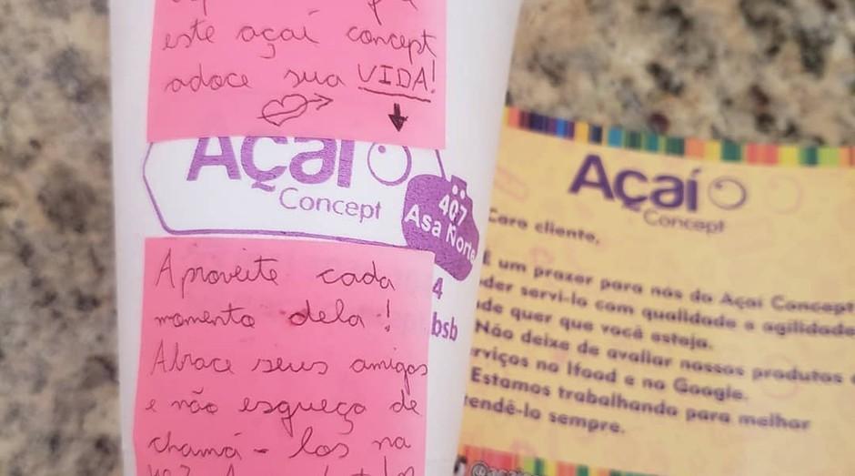 Açaí Concept (Foto: Reprodução/Instagram)