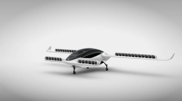 O protótipo tem espaço para 4 passageiros e um piloto (Foto: Divulgação)