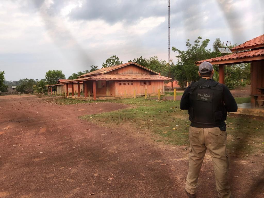 Polícia prende um dos fazendeiros suspeitos de provocar queimadas em 5 mil hectares de floresta no PA - Notícias - Plantão Diário