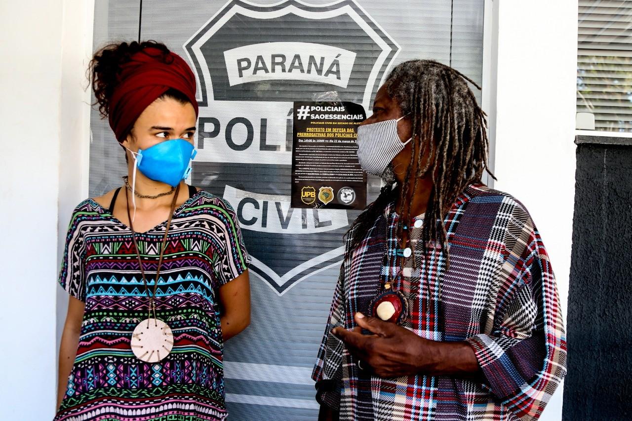 Artistas sofrem ataques racistas em transmissão do Festival Afro-brasileiro de Maringá