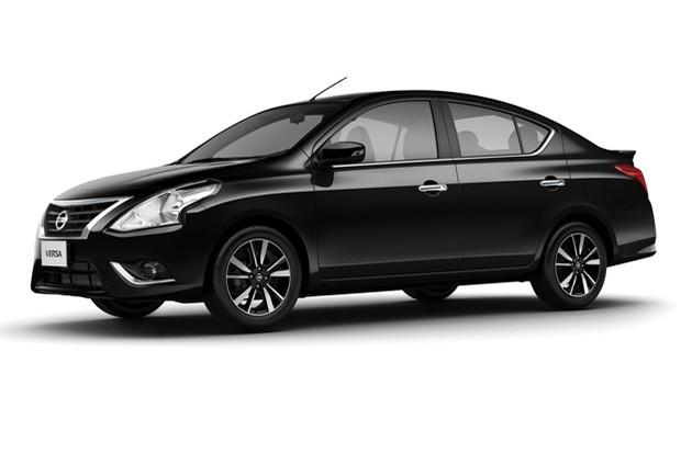 Nissan Versa 2019 (Foto: divulgação)