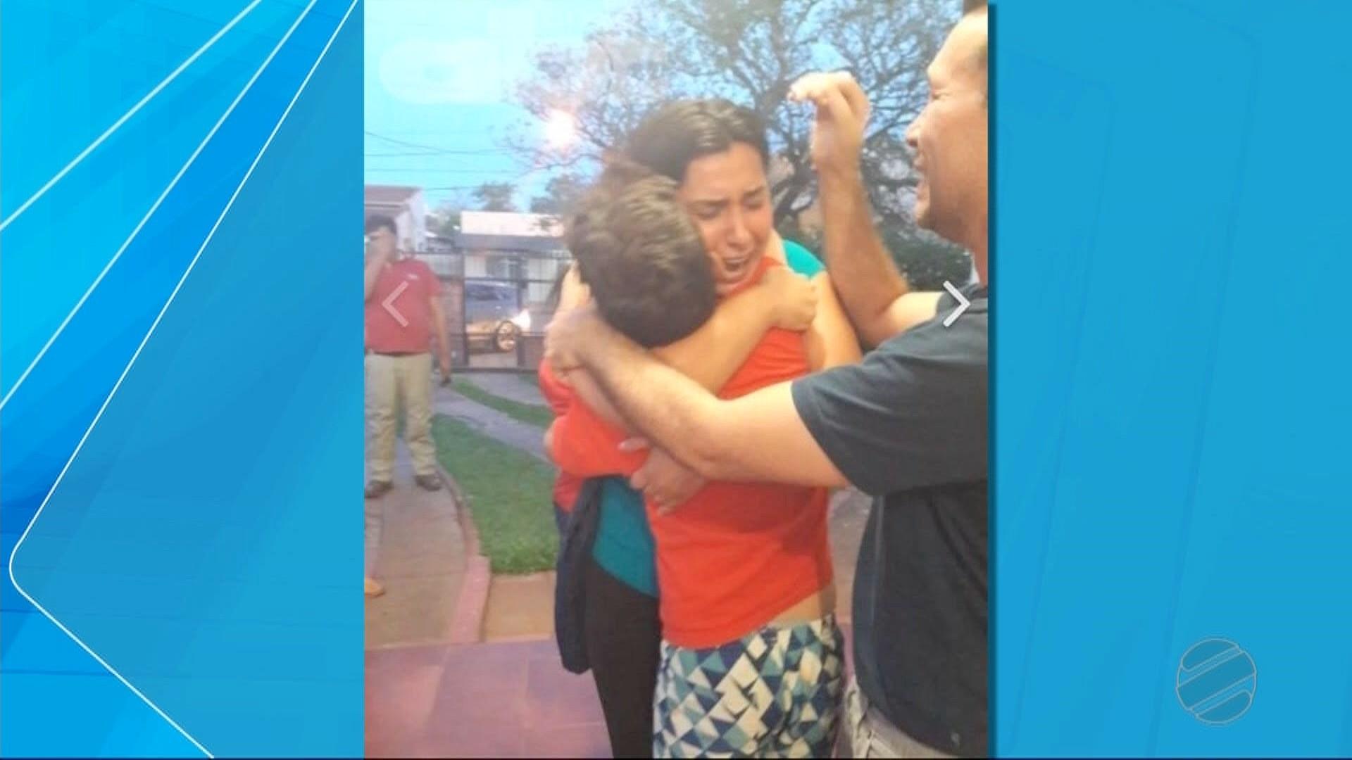 Menino é resgatado após três dias em cativeiro no Paraguai, diz polícia
