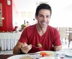| Marcio Atalla, do 'Medida certa', mostrou como é seu café da manhã/ Foto: Ana Branco